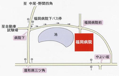 病院案内図